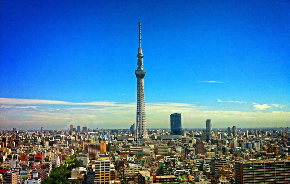 TOKYO SKYTREE TOWN ℠